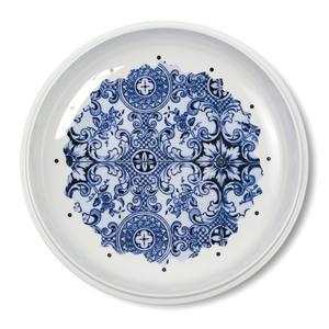 Luso Vase - Set of 4 Bowls & 6 Plates - Art & Design Masterwork by iBride Thumbnail 2