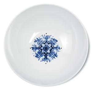 Luso Vase - Set of 4 Bowls & 6 Plates - Art & Design Masterwork by iBride Thumbnail 3