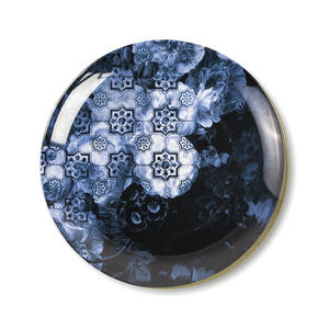 Luso Vase - Set of 4 Bowls & 6 Plates - Art & Design Masterwork by iBride Thumbnail 5