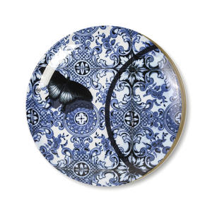 Luso Vase - Set of 4 Bowls & 6 Plates - Art & Design Masterwork by iBride Thumbnail 7