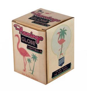 Flamingo Light Bulb Thumbnail 3