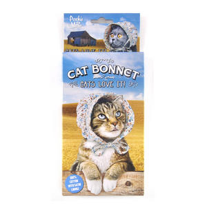 Cat Bonnet - Cats Love It Thumbnail 6