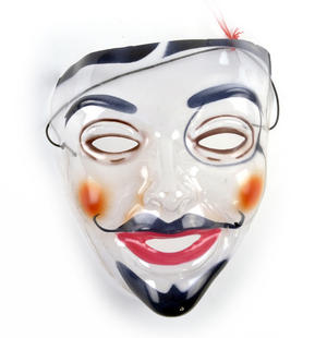 Male Cabaret  Mask Thumbnail 1