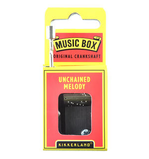 Unchained Melody - Music Box Thumbnail 1