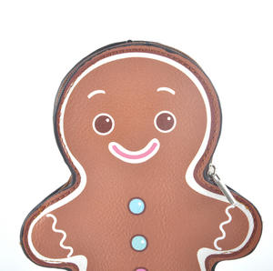 Gingerbread Man Coin Purse Thumbnail 3