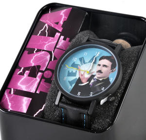 Nikola Tesla Wrist Watch Thumbnail 3