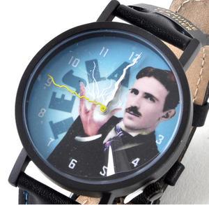 Nikola Tesla Wrist Watch Thumbnail 4