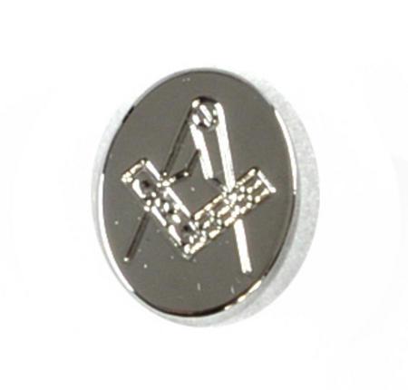 Masonic Boxed Lapel Pin / Tie Pin /  Tie Tac