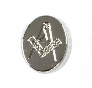 Masonic Boxed Lapel Pin / Tie Pin /  Tie Tac Thumbnail 1