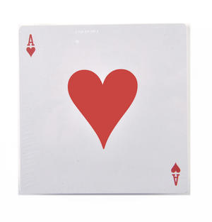 Poker Face Playing Cards - Disguise Your Nerves Thumbnail 3