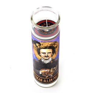 Edgar Allan Poe Candle Thumbnail 2