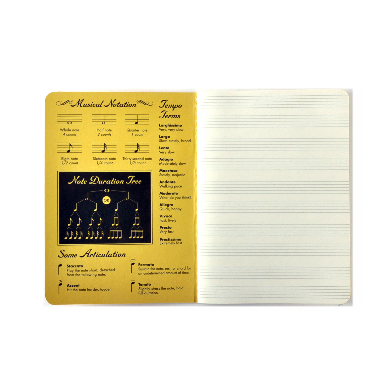 Music notebook for the learner with sheet music pages notation music notebook for the learner with sheet music pages notation guide hexwebz Image collections