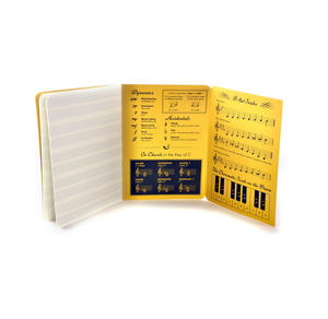 Music Notebook - for the Learner with Sheet Music Pages & Notation Guide Thumbnail 5
