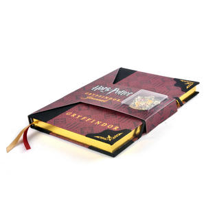 Harry Potter Gryffindor Premium Journal Notebook - Noble Collection Thumbnail 6