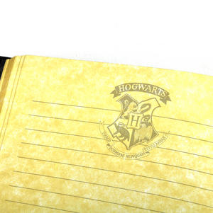 Harry Potter Hogwarts Premium Journal Notebook - Noble Collection Thumbnail 3