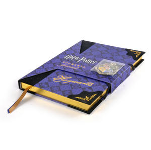 Harry Potter Hogwarts Premium Journal Notebook - Noble Collection Thumbnail 6