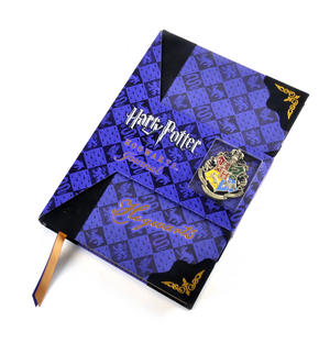 Harry Potter Hogwarts Premium Journal Notebook - Noble Collection Thumbnail 7