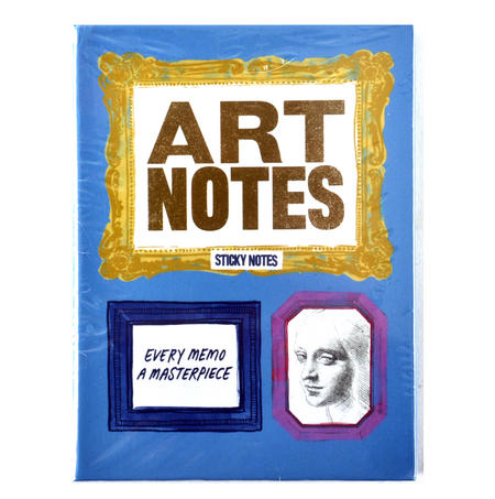 Art Notes - Picture Frames Sticky Notes