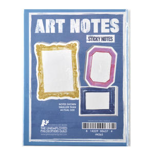 Art Notes - Picture Frames Sticky Notes Thumbnail 2