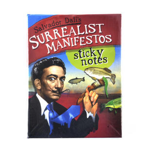 Salvador Dali's Surrealist Manifestos Notes - Sticky Notes Thumbnail 2