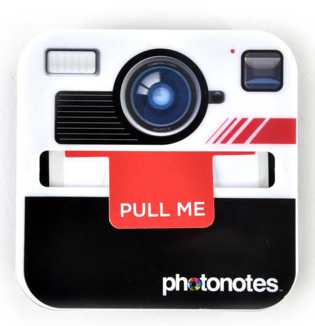 Photonotes Notes - Sticky Notes for Retro Polaroid Camera Fans