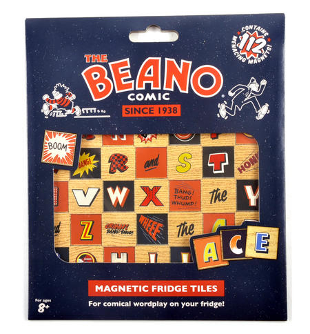 Beano Comic Fridge Magnet / Magnetic Play Set