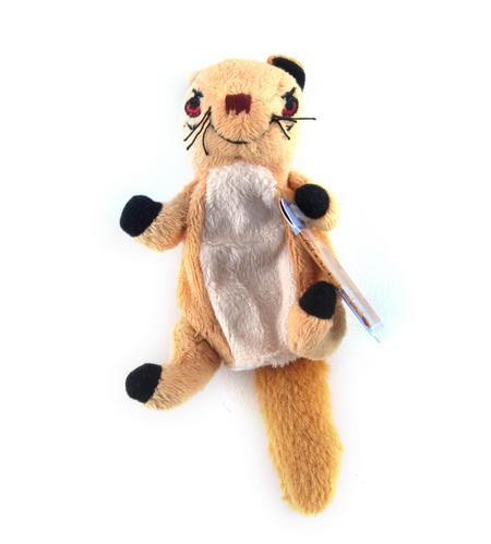 Riki-Tiki-Tavi Finger Puppet & Fridge Magnet