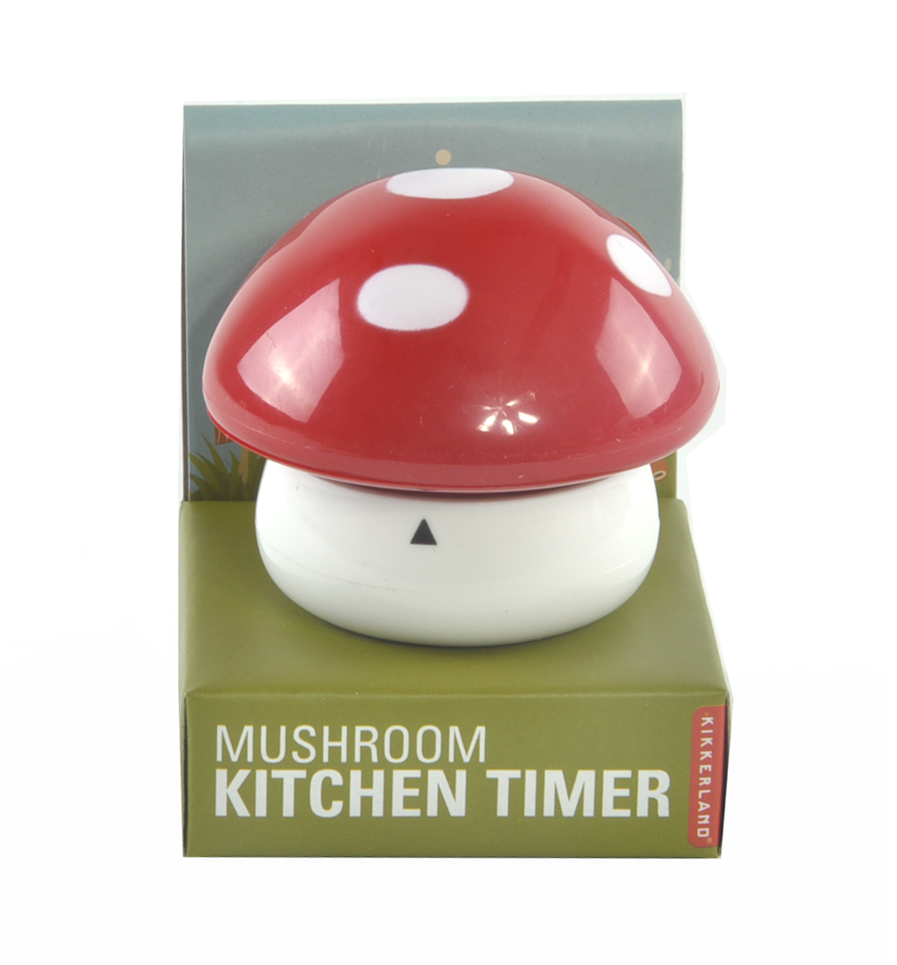 Mushroom Kitchen Timer 612615081529 | eBay