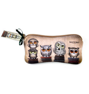 Owls Accessory Case By Gorjuss Thumbnail 3