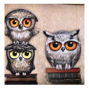 Owls Accessory Case By Gorjuss Thumbnail 4