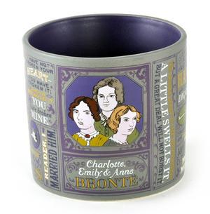 Bronte Sisters Mug  - Charlotte, Emily & Anne Brontë Author Mug Thumbnail 1