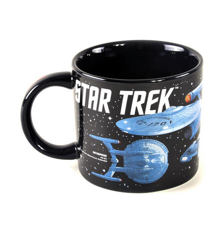 Star Trek U.S.S. Enterprise Mug
