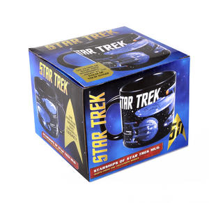 Star Trek U.S.S. Enterprise Mug Thumbnail 4