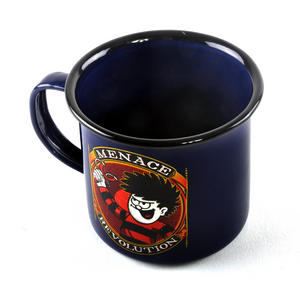 The Beano Menace Revolution Enamel Mug Thumbnail 3