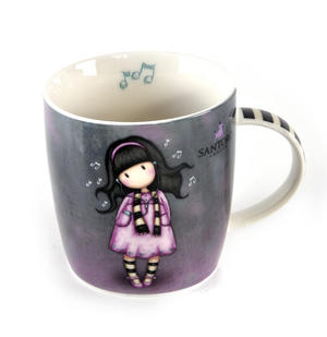 Gorjuss Mug - Little Song Thumbnail 1