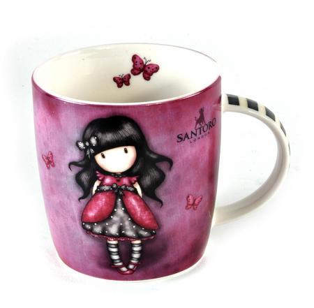 Gorjuss Mug - Ladybird