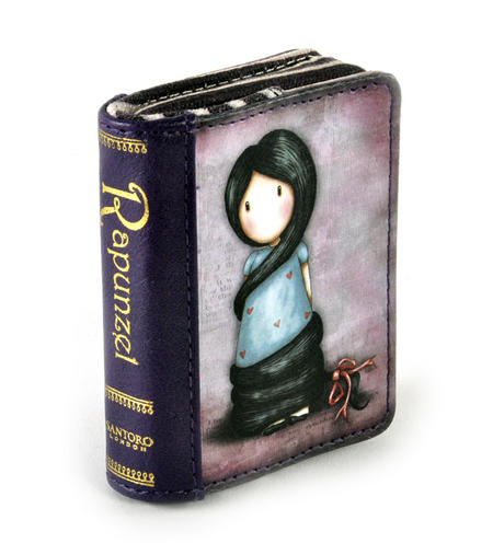 Rapunzel Chronicles Coin Purse by Gorjuss