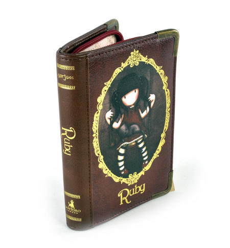 Ruby Chronicles Wallet By Gorjuss