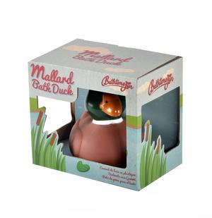 Mallard Rubber Duck - Bath Time Fun Duck Thumbnail 4