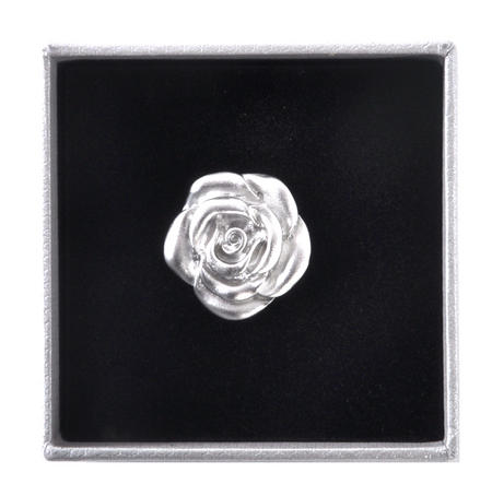 Rose Lapel / Tie Pin