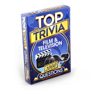 Top Trivia - Film & Television 1000 Questions Thumbnail 1