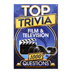 Top Trivia - Film & Television 1000 Questions Thumbnail 2