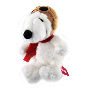 "Snoopy World War 1 Flying Ace - Peanuts Soft Toy - 7.5"" of Warm Happiness Thumbnail 2"