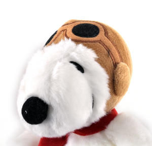 "Snoopy World War 1 Flying Ace - Peanuts Soft Toy - 7.5"" of Warm Happiness Thumbnail 3"