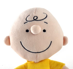 "Charlie Brown - Peanuts Soft Toy - 10"" of Warm Happiness Thumbnail 1"