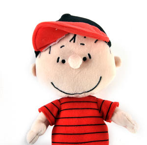 "Linus  - Peanuts Soft Toy - 10"" of Warm Happiness Thumbnail 2"