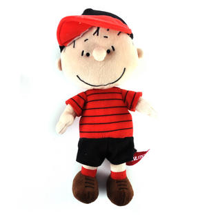 "Linus  - Peanuts Soft Toy - 10"" of Warm Happiness Thumbnail 3"