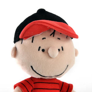 "Linus  - Peanuts Soft Toy - 10"" of Warm Happiness Thumbnail 4"