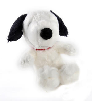 "Snoopy - Peanuts Soft Toy - 7.5"" of Warm Happiness Thumbnail 2"