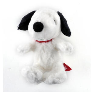 "Snoopy - Peanuts Soft Toy - 7.5"" of Warm Happiness Thumbnail 4"